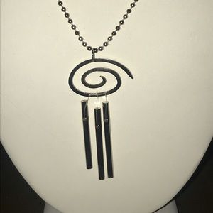 Jewelry - Wind chime Necklace